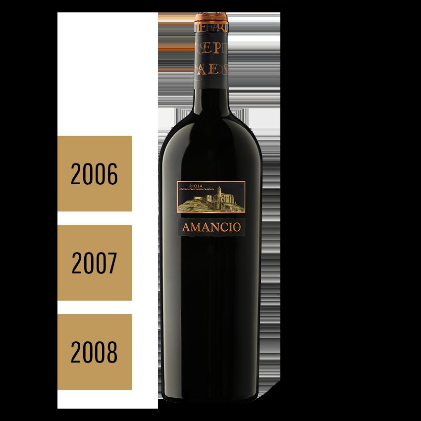 Vertical Amancio-2006-2007-2008
