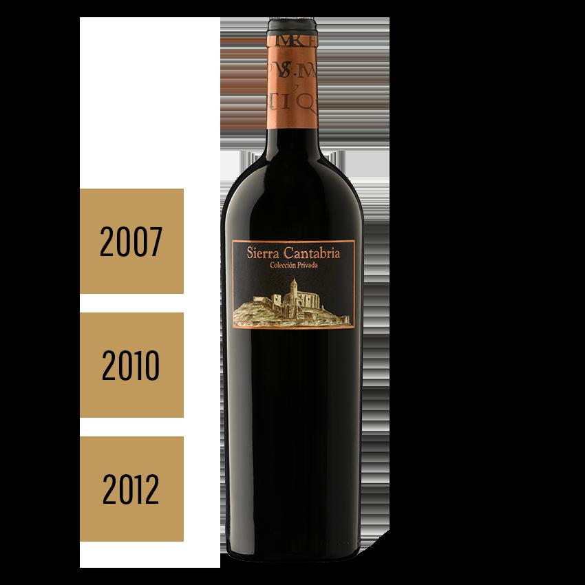 Vertical Coleccion-Privada-2007-2010-2012