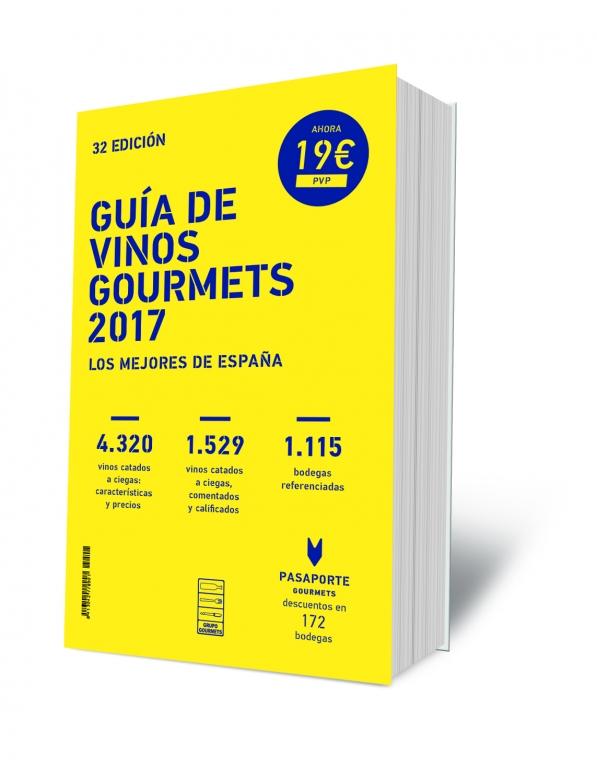 Guia Gourmets 2017