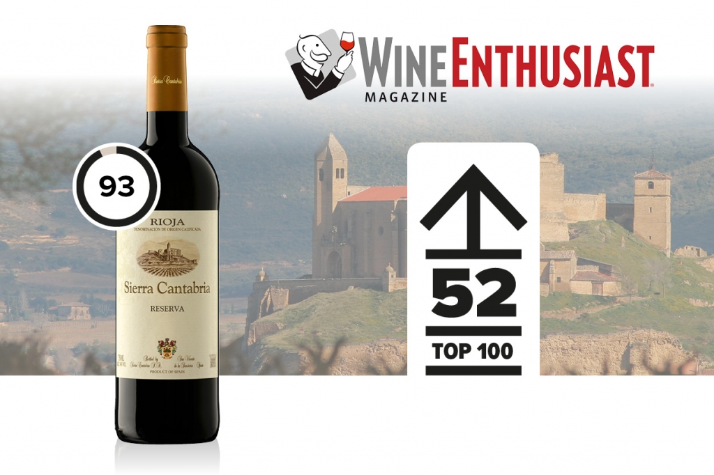 Nota Wine Enthusiast 52-Top100