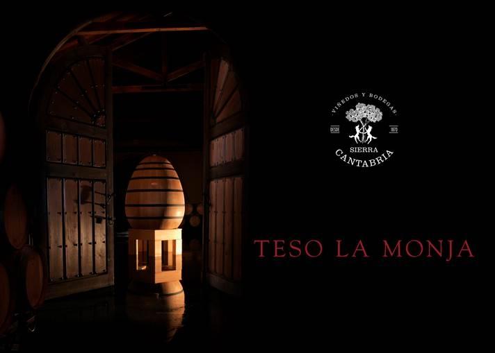 Teso La Monja  Viñedos y Bodegas Sierra Cantabria