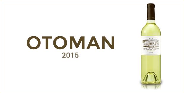otoman-2015The new white produced by Viñedos y Bodegas Sierra Cantabria