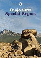 """Portada del """"Rioja 2017 Special Report"""" de la web de Tim Atkin"""