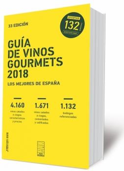 Guia de vinos Gourmets 2018