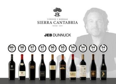 Jeb Dunnuck praises Sierra Cantabria's portfolio