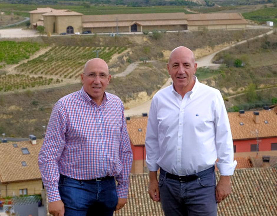 Marcos y Miguel Eguren