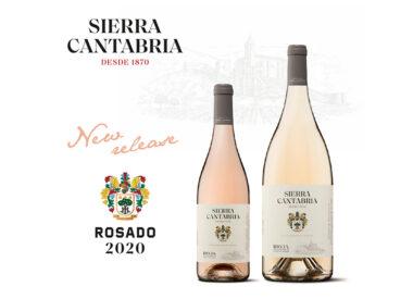 NUEVA AÑADA DE SIERRA CANTABRIA ROSADO 2020